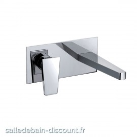 PAÏNI COLLECTION LAMA-MITIGEUR LAVABO À ENCASTRER, HORIZONTAL OAM00497A12