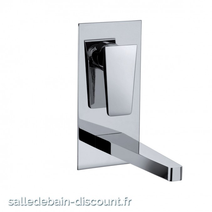 PAÏNI COLLECTION LAMA-MITIGEUR LAVABO À ENCASTRER, VERTICAL OAM00497B12