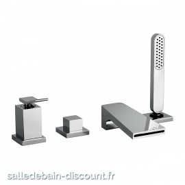 PAÏNI COLLECTION GITANO-MITIGEUR BAIN/DOUCHE 4 TROUS SUR TABLE OGI00016A11