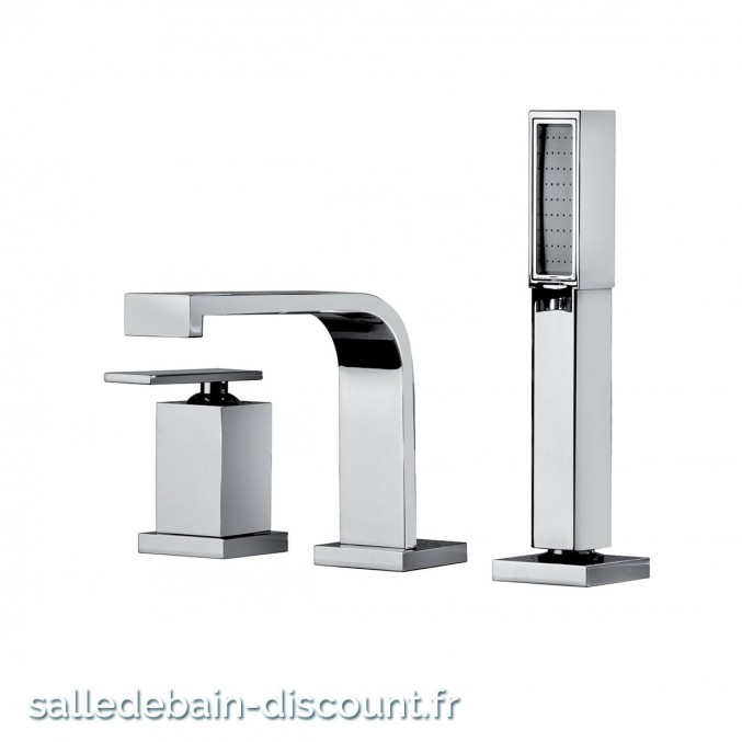 PAÏNI COLLECTION PASOL-MITIGEUR BAIN/DOUCHE 3 TROUS OPA00016A11