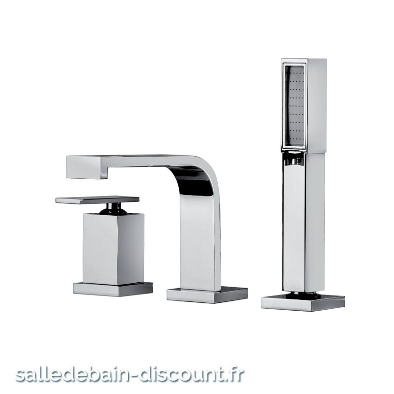 baignoire 3 trous baignoire cool leroy merlin robinet lavabo with mitigeur grohe trous. Black Bedroom Furniture Sets. Home Design Ideas