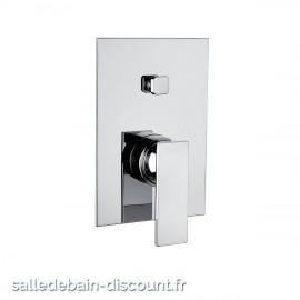 PAÏNI COLLECTION PASOL-MITIGEUR BAIN/DOUCHE À ENCASTRER MURAL OPA00400A11