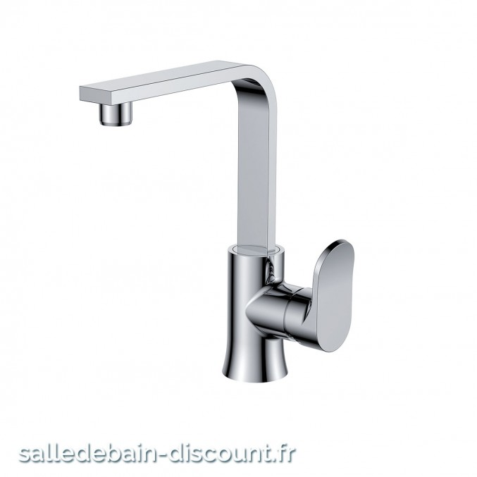 PAÏNI COLLECTION SWEETY-MITIGEUR LAVABO BEC HAUT MOBILE 632CR230