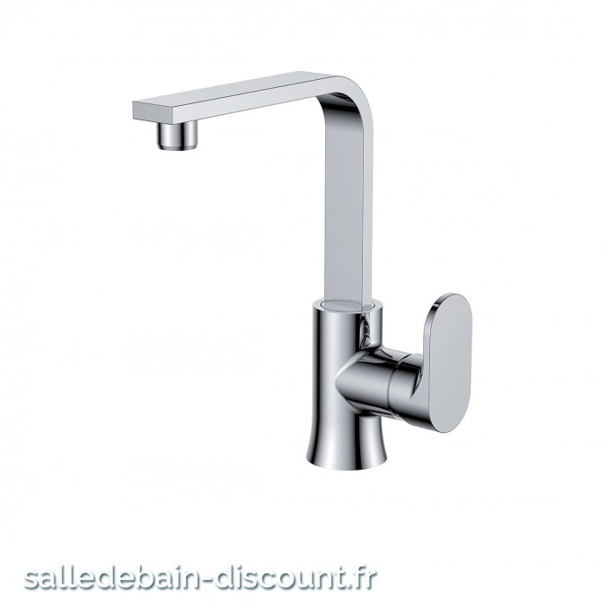 PAÏNI COLLECTION ELYPSE'S-MITIGEUR LAVABO BEC HAUT MOBILE 832CR230