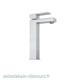 PAÏNI COLLECTION DAX SQUARE-MITIGEUR LAVABO RÉHAUSSÉ 97031 A