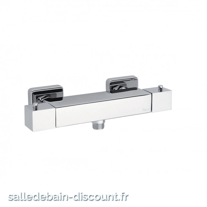 PAÏNI COLLECTION DAX SQUARE-MITIGEUR DOUCHE THERMOSTATIQUE DAX 84511TH A