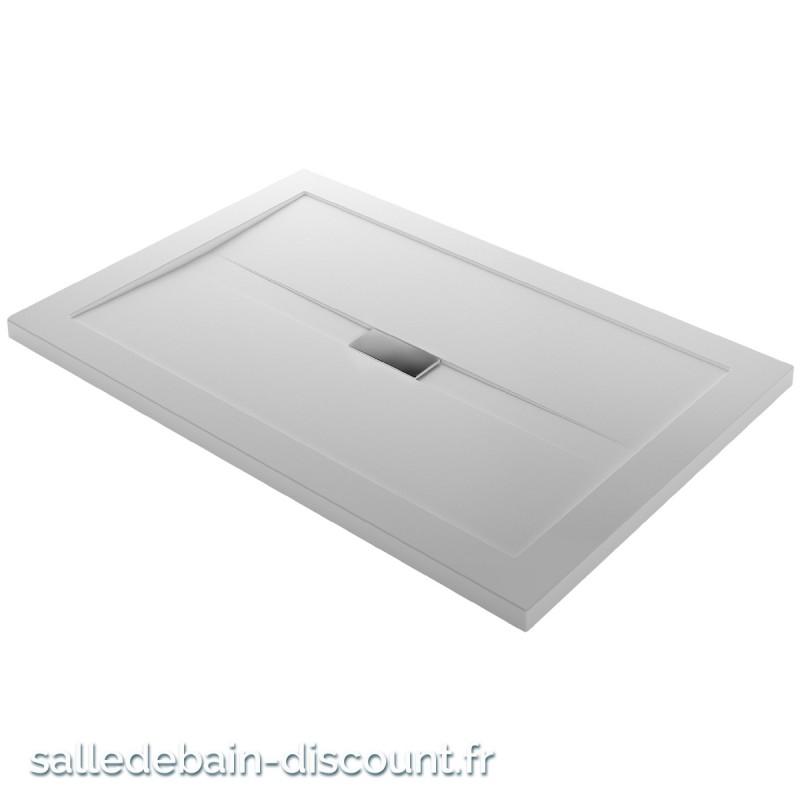 teuco receveur de douche wilmotte 120cmx90cm en acrylique nt64 se. Black Bedroom Furniture Sets. Home Design Ideas
