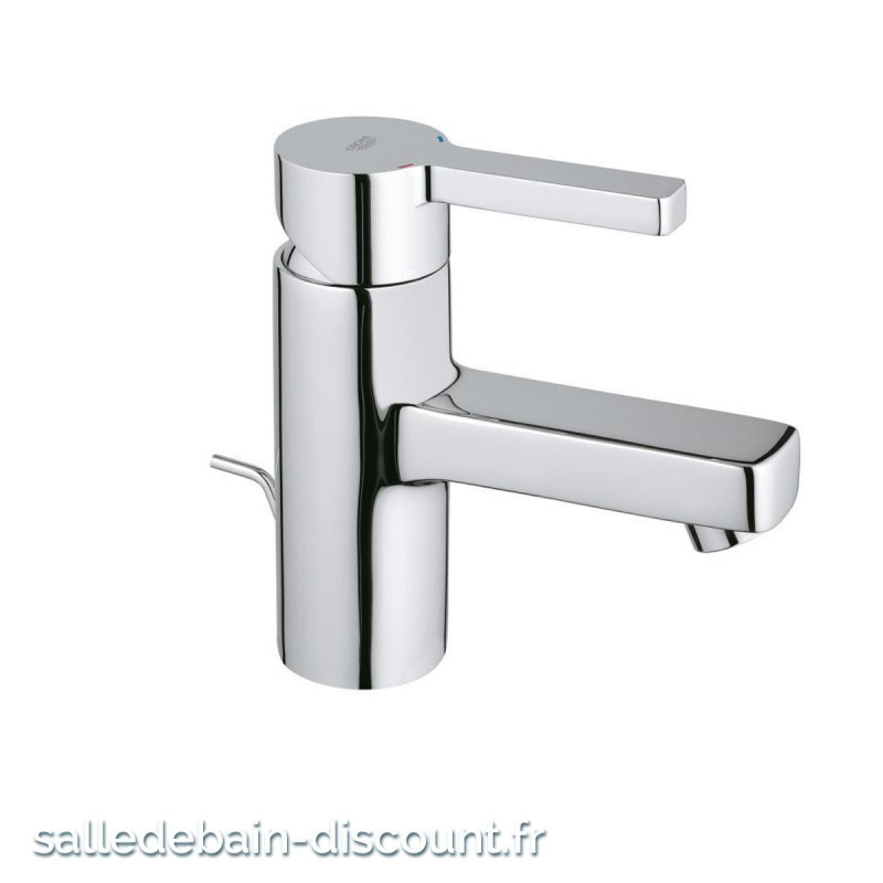 Grohe mitigeur lavabo lineare chrom 32114000 seulement - Grohe mitigeur lavabo ...