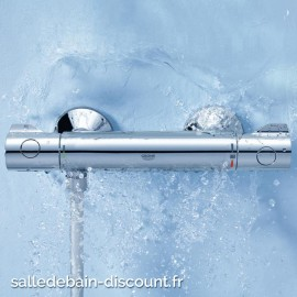 GROHE-MITIGEUR DOUCHE THERMOSTATIQUE CHROMÉ-345580000