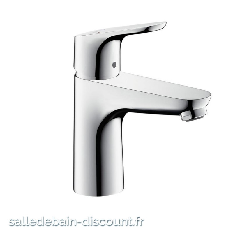 hansgrohe mitigeur lavabo focus chrom 31607000 seulement. Black Bedroom Furniture Sets. Home Design Ideas