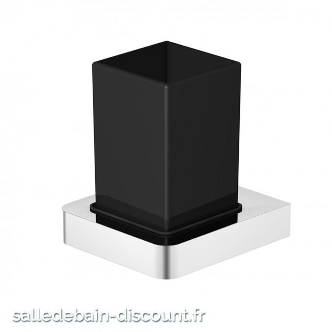 STEINBERG-PORTE VERRE AVEC VERRE EN BLANC SATIN-4202001