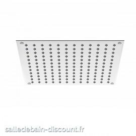 """STEINBERG-CIEL DE PLUIE 400x400mm """"TROPIC RAIN""""-3904400"""