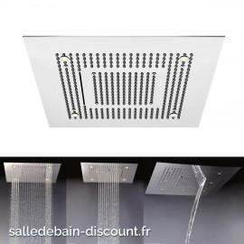 STEINBERG-CIEL DE PLUIE 600x600mm AVEC ÉCLAIRAGE LED-3906620