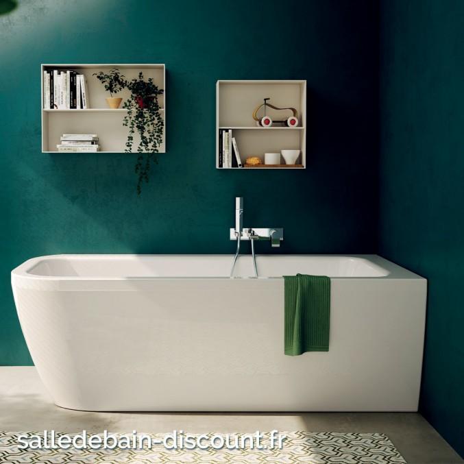 teuco baignoire acrylique 170x75cm a encastrer 582 seulement 1 08. Black Bedroom Furniture Sets. Home Design Ideas