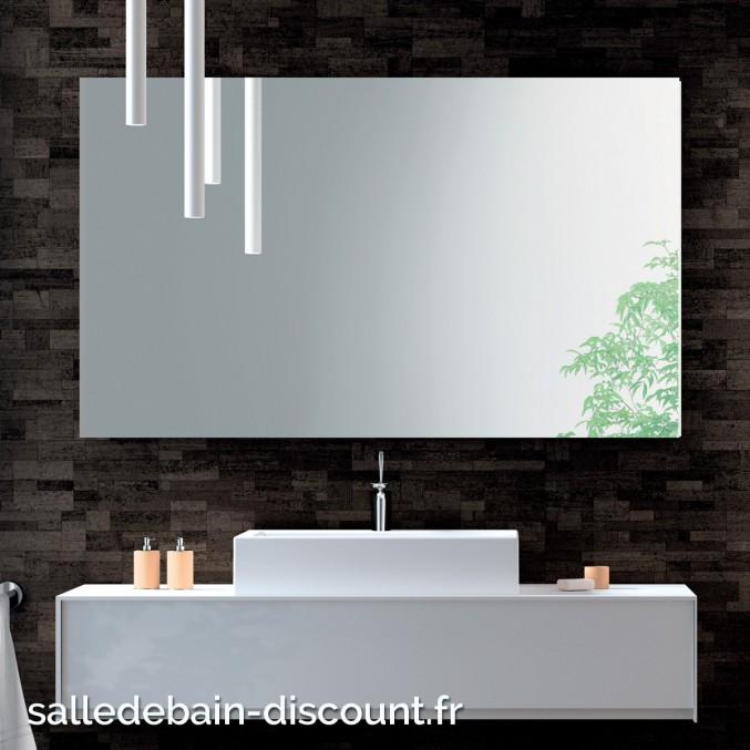 TEUCO- Miroir à fixer 912x774mm-7106