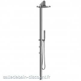 GESSI OVALE 21635-Colonne de douche THERMOSTATIQUE