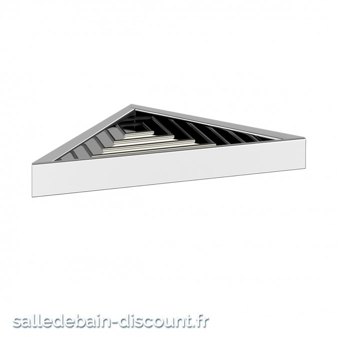 GESSI CONO 20861-Console d'angle pour baignoire ou douche