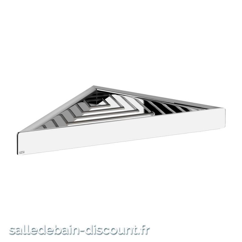 gessi ispa 41661 console d 39 angle pour baignoire ou douche. Black Bedroom Furniture Sets. Home Design Ideas