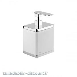 GESSI ISPA 41637-Distributeur de savon liquide à poser