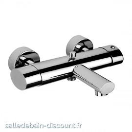 GESSI OVALE 21611-MITIGEUR THERMOSTATIQUE BAIN DOUCHE APPARENT