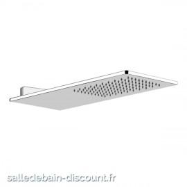 GESSI ISPA 33095-CIEL DE PLUIE chromé MURAL 550x200mm