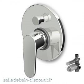 ZUCCHETTI-MITIGEUR LAVABO AVEC VIDAGE-ZSN134/R99684