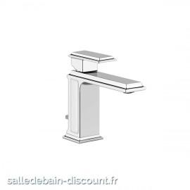 GESSI ELEGANZA 46001 finition chromée-MITIGEUR LAVABO AVEC VIDAGE