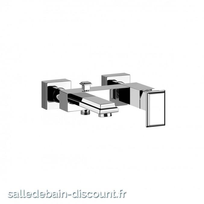 GESSI ELEGANZA 46013-Mitigeur bain-douche apparent avec inverseur automatique