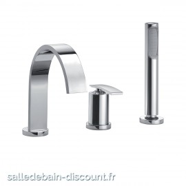 PAÏNI COLLECTION IOTONDO-MITIGEUR BAIN/DOUCHE 3 TROUS OIO00016