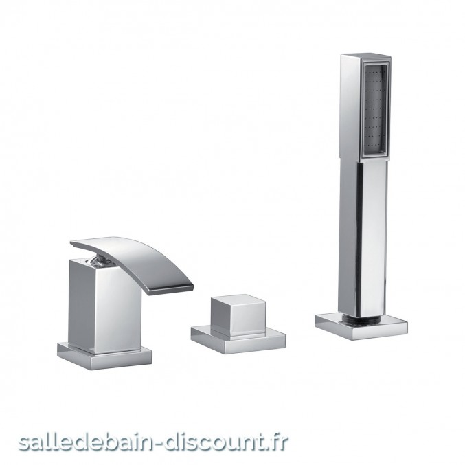 PAÏNI COLLECTION IOTONDO-MITIGEUR BAIN/DOUCHE 3 TROUS OIO00017