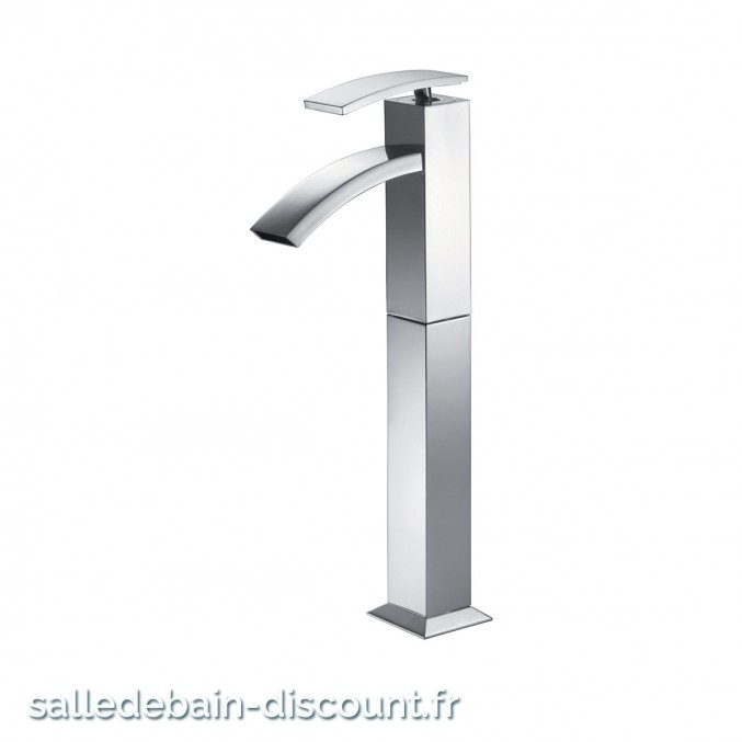 PAÏNI COLLECTION IOQUADRO-MITIGEUR LAVABO RÉHAUSSÉ OIQ00493A10
