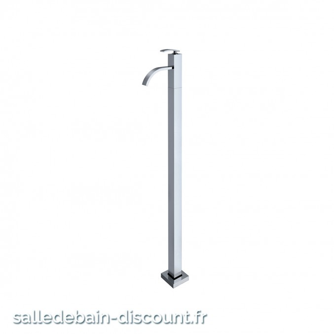 PAÏNI COLLECTION IOQUADRO-MITIGEUR LAVABO COLONNE OIQ00100A13