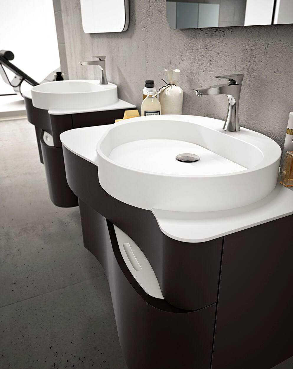 Comment trouver la vasque ou lavabo de ses r ves pour sa for Ou acheter des meubles de salle de bain