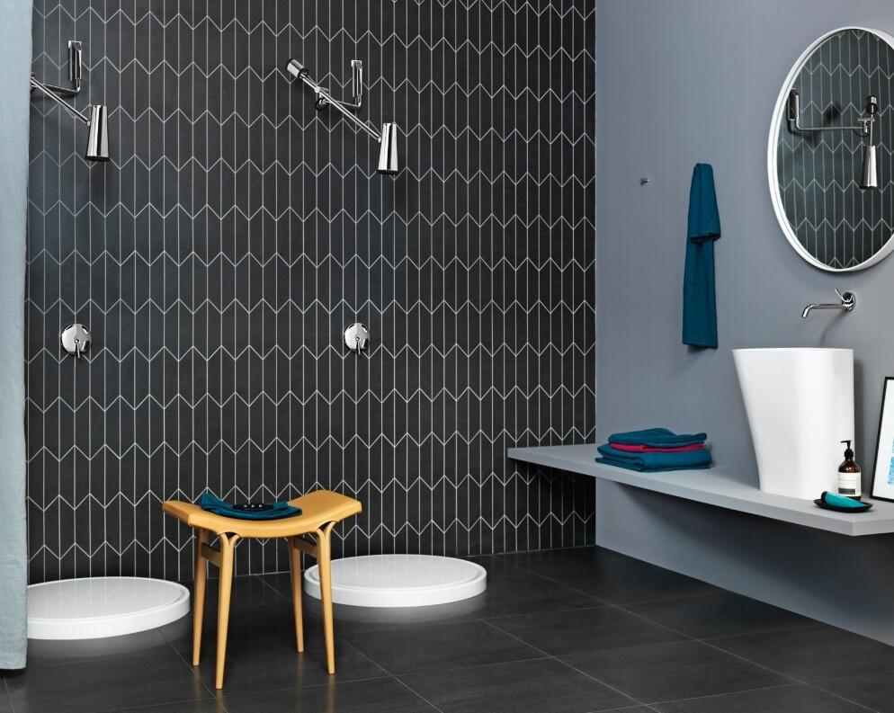 Zucchetti colonne de douche zt6093 seulement 30 - Salle de bain discount ...